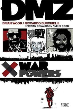 DMZ VOLUME 7 WAR POWERS GRAPHIC NOVEL