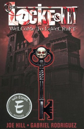 LOCKE AND KEY VOLUME 1 WELCOME TO LOVECRAFT GRAPHIC NOVEL