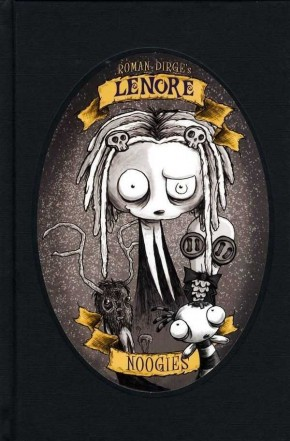 LENORE NOOGIES HARDCOVER (COLOR EDITION)