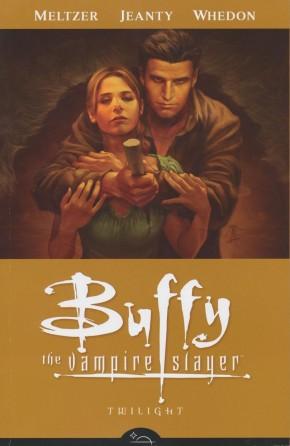 BUFFY THE VAMPIRE SLAYER SEASON 8 VOLUME 7 TWILIGHT GRAPHIC NOVEL
