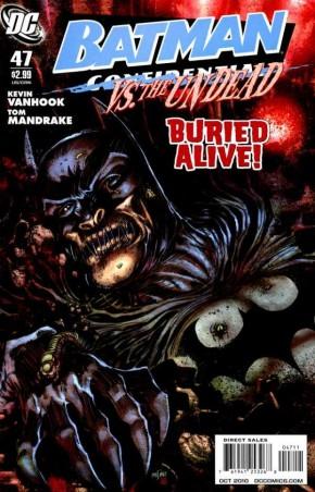 BATMAN CONFIDENTIAL #47
