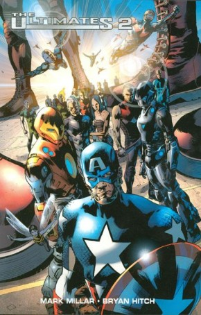 ULTIMATES 2 ULTIMATE COLLECTION GRAPHIC NOVEL