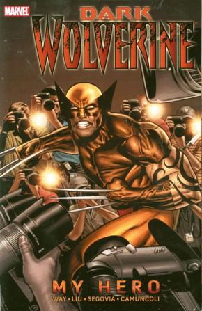 Wolverine Dark Wolverine Volume 2 My Hero Graphic Novel