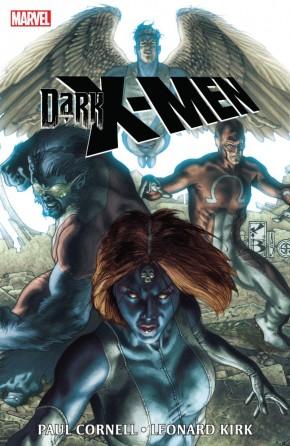 DARK X-MEN GRAPHIC NOVEL