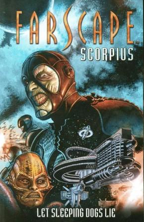 FARSCAPE SCORPIUS VOLUME 1 GRAPHIC NOVEL