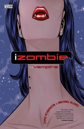 IZOMBIE VOLUME 2 UVAMPIRE GRAPHIC NOVEL