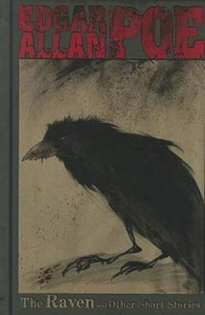 EDGAR ALLAN POE THE RAVEN AND OTHER STORIES HARDCOVER