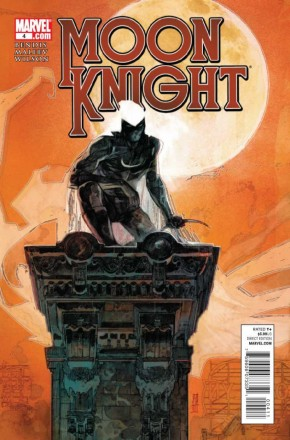 MOON KNIGHT #4 (2011 SERIES)