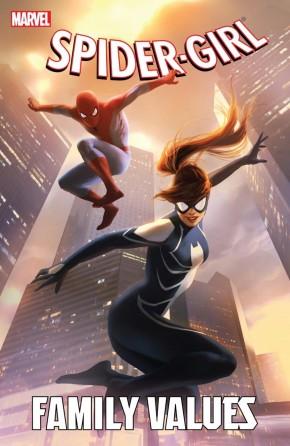 SPIDER-GIRL FAMILY VALUES GRAPHIC NOVEL