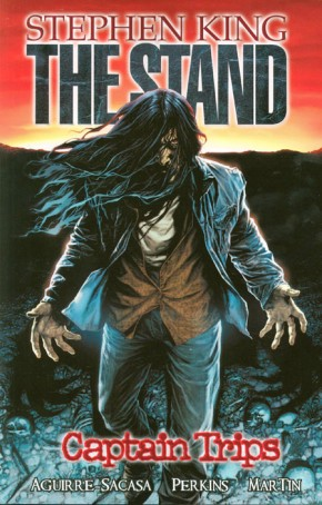 THE STAND VOLUME 1 CAPTAIN TRIPS GRAPHIC NOVEL