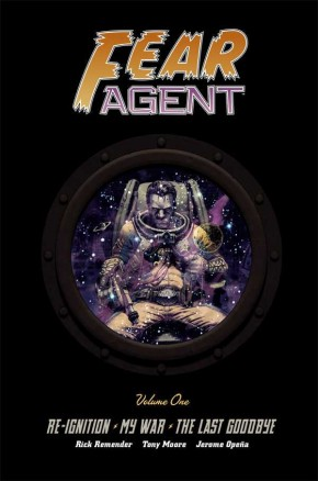 FEAR AGENT VOLUME 1 LIBRARY EDTION HARDCOVER