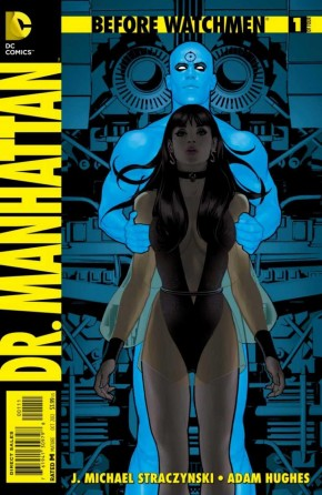 BEFORE WATCHMEN DR MANHATTAN #1