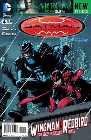 BATMAN INCORPORATED #4 (2012 SERIES)