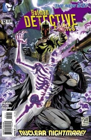 DETECTIVE COMICS #12 (2011 SERIES)