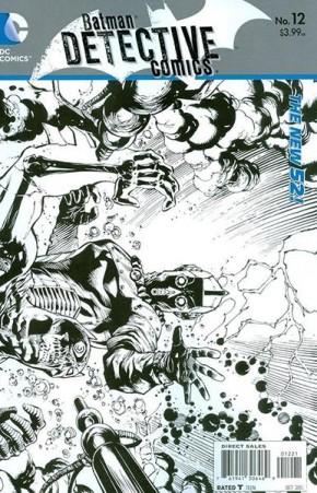 DETECTIVE COMICS #12 (2011 SERIES) 1 IN 25 INCENTIVE