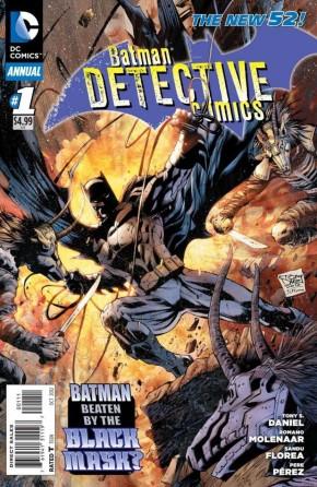 DETECTIVE COMICS ANNUAL #1 (2011 SERIES)