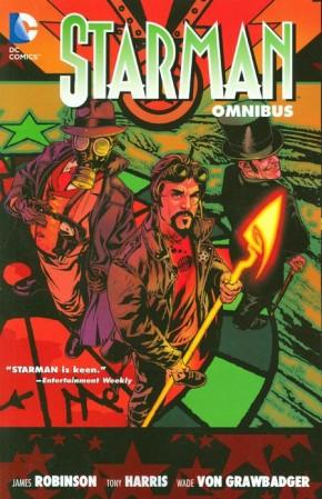 STARMAN OMNIBUS VOLUME 2 GRAPHIC NOVEL