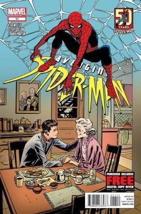 AVENGING SPIDER-MAN #11 (2011 SERIES)