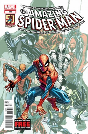 AMAZING SPIDER-MAN #692 (1999 SERIES)