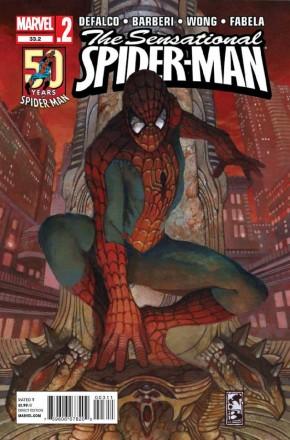 SENSATIONAL SPIDER-MAN #33.2 (2006 SERIES)