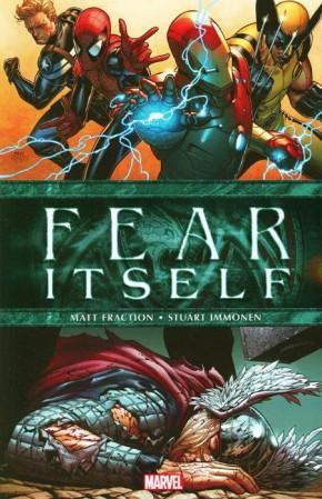 FEAR ITSELF GRAPHIC NOVEL