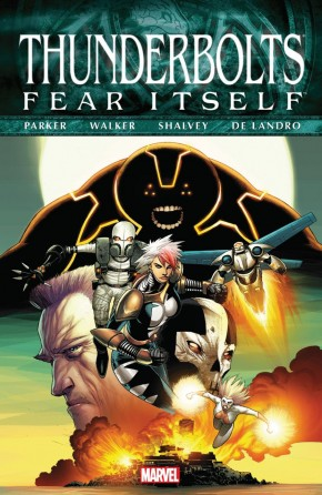 FEAR ITSELF THUNDERBOLTS GRAPHIC NOVEL