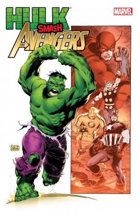 HULK SMASH AVENGERS GRAPHIC NOVEL