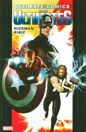 ULTIMATE COMICS ULTIMATES BY JONATHAN HICKMAN VOLUME 1 GRAPHIC NOVEL