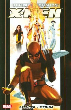 ULTIMATE COMICS X-MEN BY NICK SPENCER VOLUME 1 GRAPHIC NOVEL