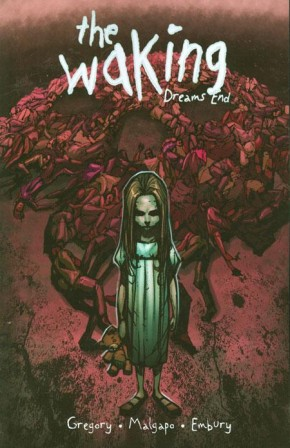THE WAKING VOLUME 2 DREAMS END GRAPHIC NOVEL