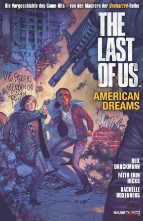 LAST OF US AMERICAN DREAMS GRAPHIC NOVEL