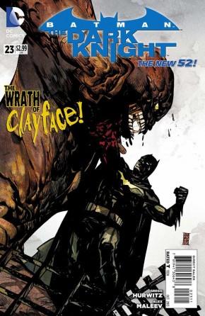 BATMAN THE DARK KNIGHT #23 (2011 SERIES)