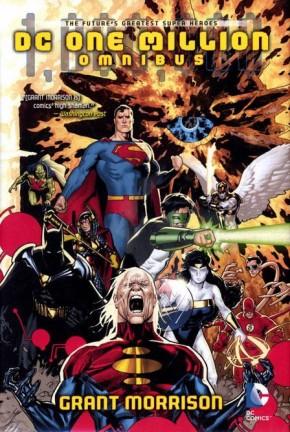 DC COMICS ONE MILLION OMNIBUS HARDCOVER