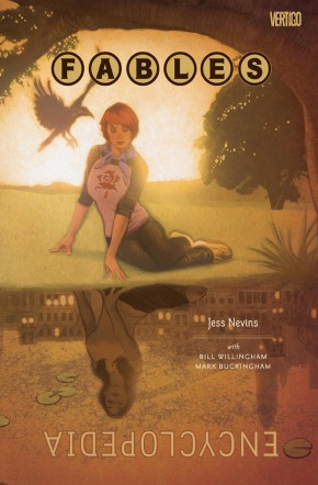 FABLES ENCYCLOPEDIA DELUXE EDITION HARDCOVER