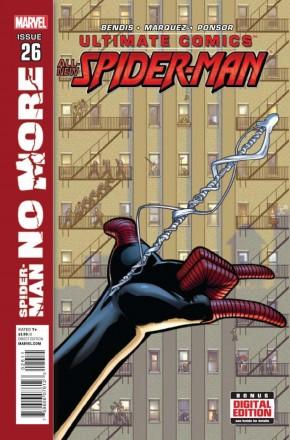 ULTIMATE COMICS SPIDER-MAN #26 (2011 SERIES)