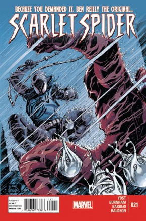 SCARLET SPIDER #21 (2012 SERIES)