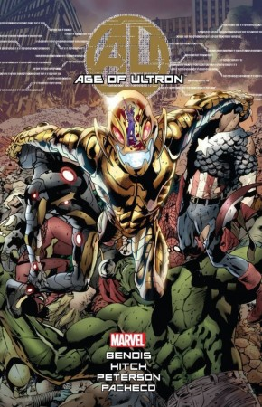AGE OF ULTRON HARDCOVER