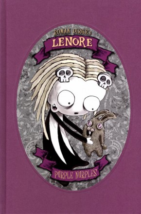 LENORE PURPLE NURPLES HARDCOVER (COLOR EDITION)