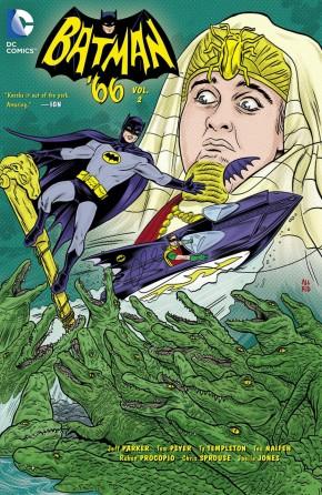 BATMAN 66 VOLUME 2 HARDCOVER