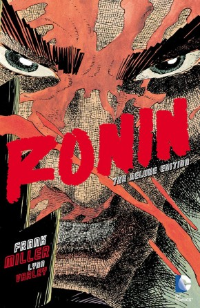 RONIN DELUXE EDITION HARDCOVER