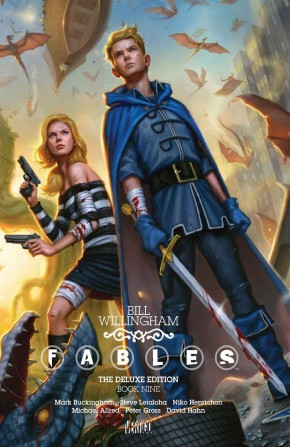 FABLES VOLUME 9 DELUXE HARDCOVER