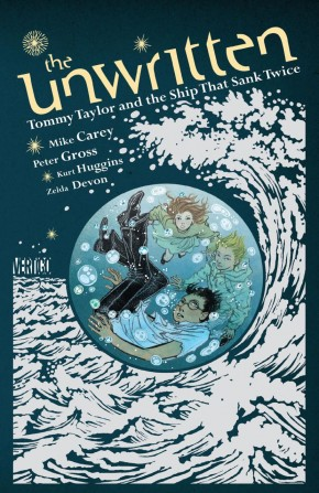 UNWRITTEN TOMMY TAYLOR AND THE SHIP THAT SANK TWICE GRAPHIC NOVEL