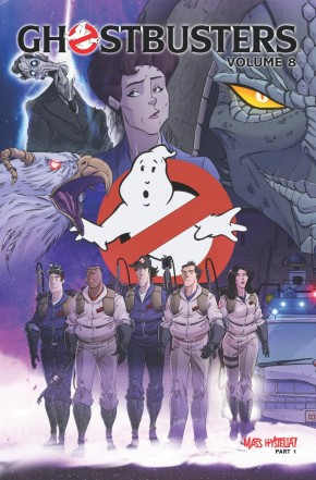 GHOSTBUSTERS VOLUME 8 MASS HYSTERIA PART 1 GRAPHIC NOVEL