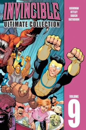 INVINCIBLE VOLUME 9 ULTIMATE COLLECTION HARDCOVER