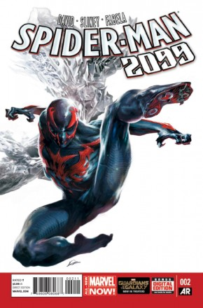 SPIDER-MAN 2099 #2 (2014 SERIES)