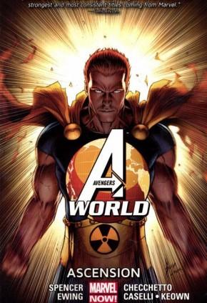 AVENGERS WORLD VOLUME 2 ASCENSION GRAPHIC NOVEL