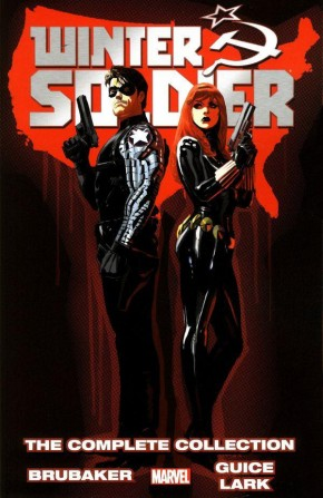 WINTER SOLDIER BY ED BRUBAKER THE COMPLETE COLLECTION GRAPHIC NOVEL (NEW PRINTING)