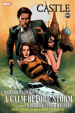 CASTLE A CALM BEFORE STORM GRAPHIC NOVEL