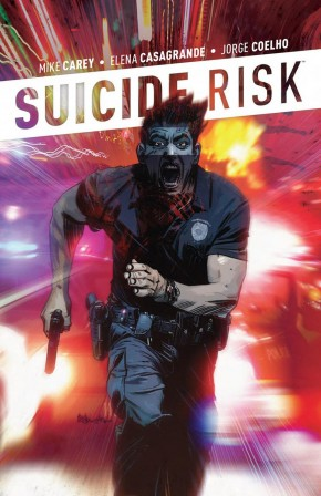 SUICIDE RISK VOLUME 3 GRAPHIC NOVEL