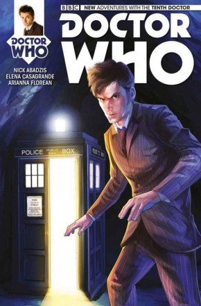 DOCTOR WHO 10TH DOCTOR #3 (2014 SERIES)